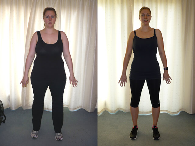 Before & After - Pro:Kinesis Personal Training, High Wycombe