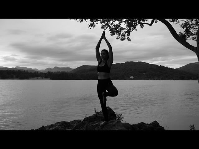 Tree Pose - Pro:Kinesis Personal Training, High Wycombe